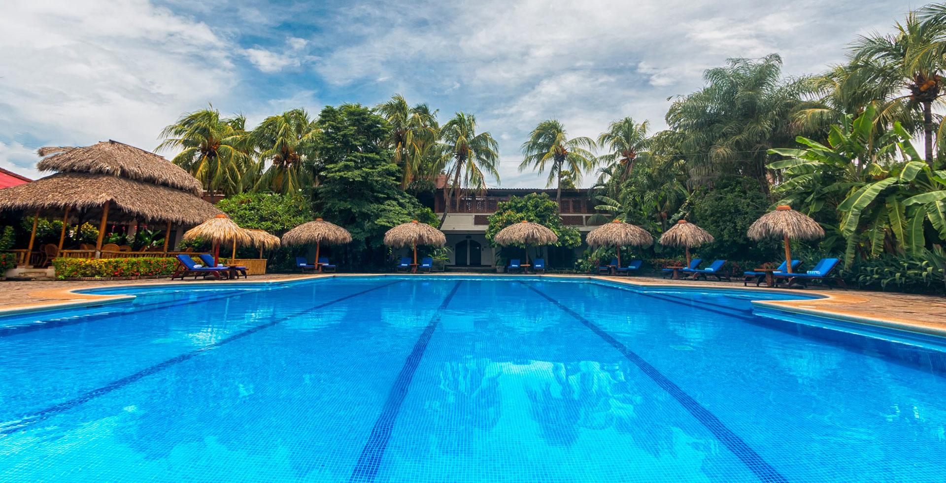 Hotel granada nicaragua todo tipo de eventos en un for Hotel granada piscina